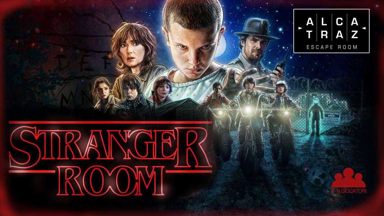 Stranger Room – Coming Soon