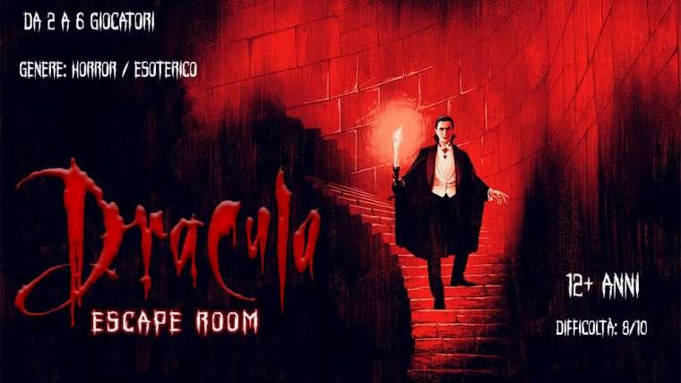 dracula escape room cagliari