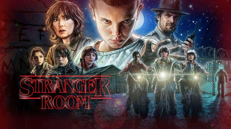 Stranger Room – Novità